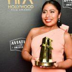 Yalitza Aparicio, actriz mixteca, es la nueva estrella de Hollywood