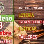 Patio Amarillo te invita a Yúmari Mercado Navideño