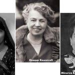 Mujeres que construyeron la Declaratoria de los Derechos Humanos