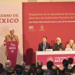 Pretende Programa de la Zona Libre crear competencia con EEUU