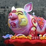 ¡Feliz Año Nuevo Chino! El año del cerdo y mira cómo lo celebran