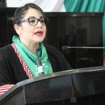 Presentó diputada Ozaeta reforma al Código Penal para despenalizar la interrupción del embarazo