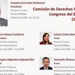 Comisión de Derechos Humanos del Congreso discutirá iniciativa para despenalizar el aborto en Chihuahua