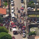 Exalumnos de bachillerato regresan para realizar tiroteo en escuela de Brasil