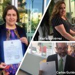 Irma Villanueva, Carlos Gutiérrez y Karla Gutiérrez conforman terna de donde Congreso elegirá la presidencia de la CEDH