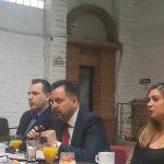 Es necesario elevar a ley el Sistema Integral para Protección a Periodistas: Néstor Armendáriz, CEDH