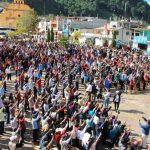 El municipio de Oxchuc, Chiapas, elige a mano alzada a su alcalde