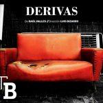 «Derivas», de Teatro Bárbaro, retrató la violencia de género y llevó al público a un vaivén de emociones