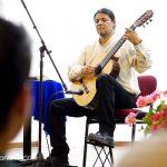 Quiero seguir enseñando música en las zonas rurales, donde hay menos acceso a ella: Tawally Prado