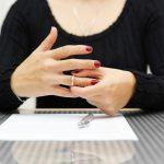 ¿Qué ocurre si una mujer pide pensión para sí misma en un divorcio?