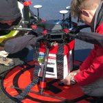 Dron hace historia al transportar un órgano para trasplante en EUA