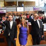 Eligen tres magistraturas del Tribunal Estatal de Justicia Administrativa
