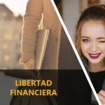 ¿Cómo sería tener libertad financiera, tiempo y salud para disfrutarla?