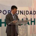 Visita Chihuahua director de Banco de China; México es su 2° socio comercial en Latinoamérica