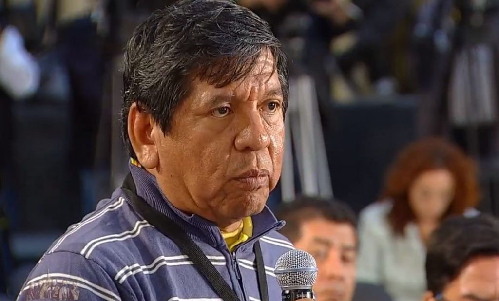 Héctor Valdez amigo de Francisco Romero