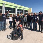 Estudiantes de la UPCH, único equipo latinoamericano en concurso SAE